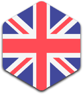 UK flag icon